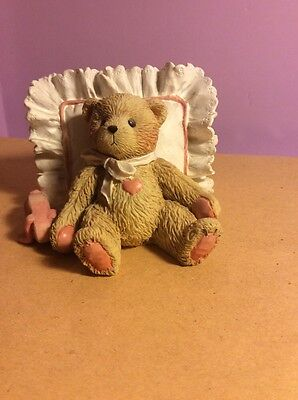"Cherished Teddie ""Mandy I Love You Just The Way You Are"" Rare And Released 1991"