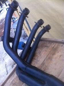 VERY RARE FIND YOSHIMURA DUPLEX EXHAUST FOR A GSXR750 90-91 Windsor Region Ontario image 1