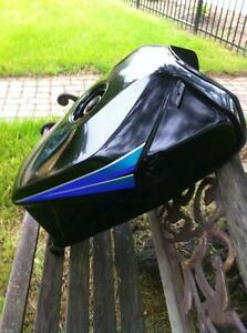 88-95 KAWASAKI NINJA 600R FUEL/GAS TANK IN VERY GOOD CONDITION Windsor Region Ontario image 3