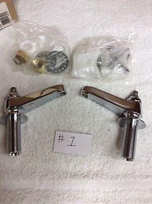 Price Pfister 51-310 Single Basin Faucets Cast Brass Code Pattern Beaux Handles