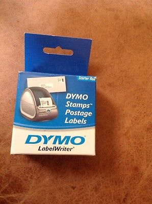 New Dymo 50 Count 1 15 X 1 14 Dymo Stamps Postage Labels Fast-free Shipping