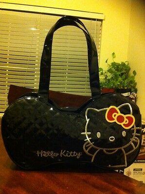 Loungefly Hello kitty Black/ Red Handbag