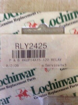 Lochinvar Rly2425 Relay 120 Volt