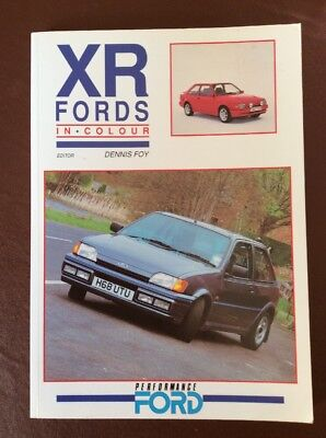 ford xr In Colour. Xr2, Xr3, Xr4 , 4x4, Injections, Road Tests And More.
