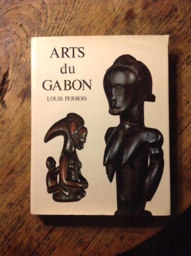 Arts Du Gabon Louis Perrois Arts D'afrique Noire 1979