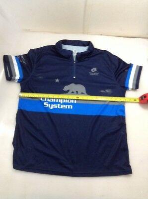 b6777180a Champion System Mens Size Xl X Large Tech Polo Shirt (5617-32)