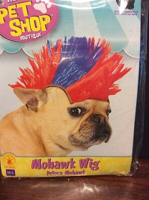 Halloween Costume For Dogs M/L Red And Blue (Red Rock Halloween-kostüm)