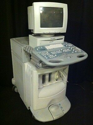 Siemens Acuson Ultrasound System Sequoia 512 Monitor Very Good Condition 2510