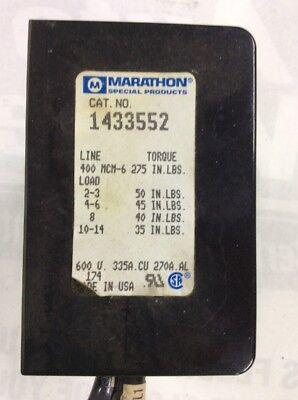Marathon Power Distribution Block 1433552