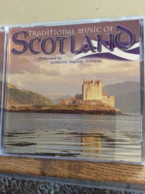Various Artists - Traditional Music of Scotland [E-Squared] (1999)