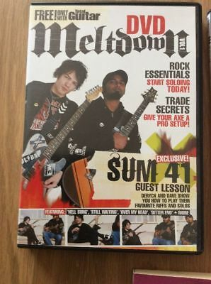 Total Guitar Magazine Dvd Meltdown Vol 1