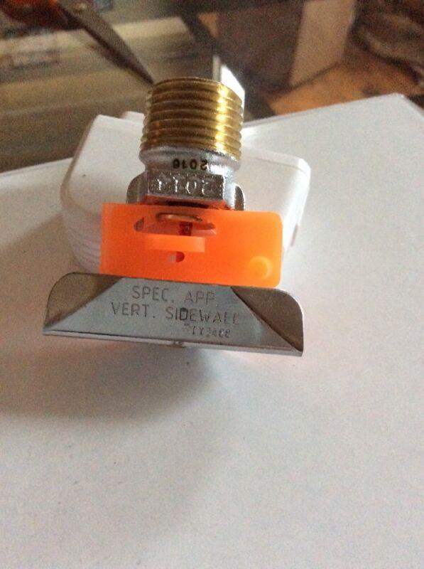 Tyco Vertical Sidewall 155F QR Chrome TY3488