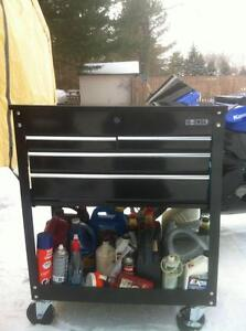 NEW TOOL CART WITH 4 DRAWERS STILL IN THE BOX Windsor Region Ontario image 1