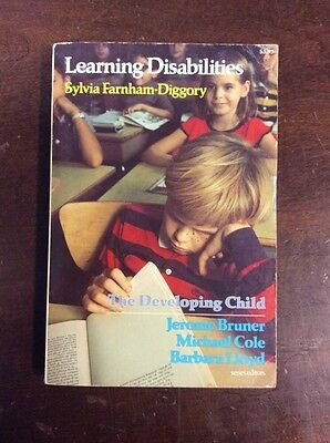 Learning Disabilities  1978  Paperback  Sylvia Farnham Diggory Preownedbook Com