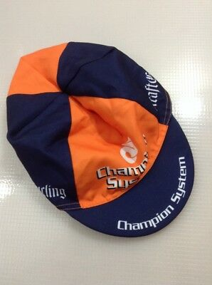 Champion System Cycling Cap Hat soft bill (5617-32)