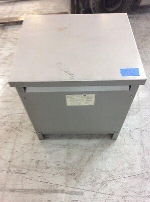 Dongan Transformer 63-6025sh-ry 25 Kva Primary 600 Sec 208y120 Volt 3 Phase