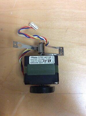 Tamagawa Ts3079 N524 Step Motor With Encoder