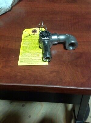 Henny Penny Safety Relief Valve Assy 59742 New.