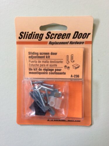 sliding screen door adjustment kit a 236