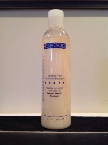 REJUVENOL KERATIN AFTER TREATMENT Shampoo  8OZ
