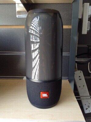 JBL Pulse 3 Bluetooth Wireless Black Speaker