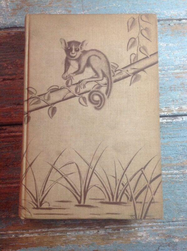 Animal Treasure By Ivan T. Sanderson, Hardcover 1937