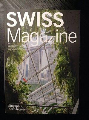 SWISS inflight  Bordmagazin 12/2016 inflight Magazin