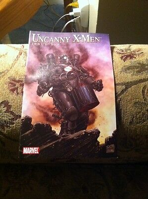 UNCANNY X-men #523 AWESOME ORIGINAL IRON MAN SUIT VARIANT SEE MY OTHERS! (Awesome Iron Man Suits)