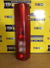 IVECO DAILY VAN 1999-2006 REAR LIGHT DRIVERS SIDE (DRL-16)