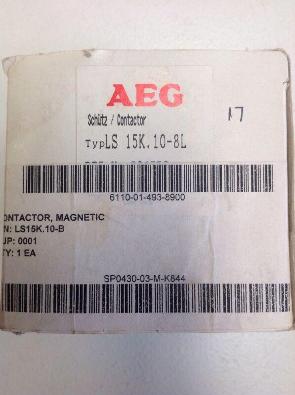 AEG Contactor LS15K.10-8L
