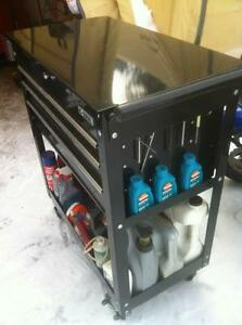 NEW TOOL CART WITH 4 DRAWERS STILL IN THE BOX Windsor Region Ontario image 2