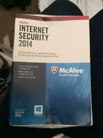 Mcafee Internet Security 2014 - mcafee - ebay.co.uk
