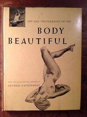 Art And Photography Of The Body Beautiful Revised Enlarged Edition 1950