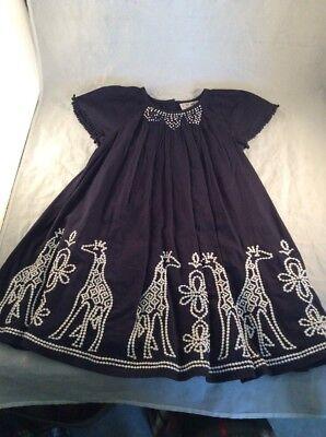 Next.co.uk Size 12-18 month 86cm Giraffe Dress Girls Bix T - Next Giraffe Dress