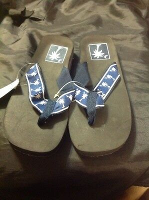 South Carolina Flip Flops - SOUTH CAROLINA Flip Flops Sandals ADULT 9/10 NWT