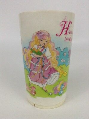 Lady Lovely Locks and the Pixietails Plastic Cup Characters From CE Vintage 1986 - Girl From Shrek
