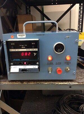 Athena Controls Temperature Control Alarm T510389-010