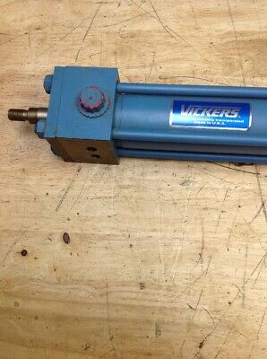 Vickers 1.5.63x12.25 Nz02cc5t 1rk12400 J082 Hydraulic Cylinder
