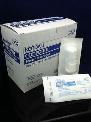 Kendall Conform Stretch Bandages - Carton Of 12 KENDALL CONFORM STRETCH BANDAGES 3