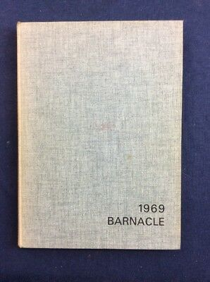 1969 Barnstable Mass Yearbook