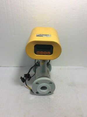 Omega Transmitter C7.00 And Sensor Type Is2.140 Magnetic Flow Meter 1-12
