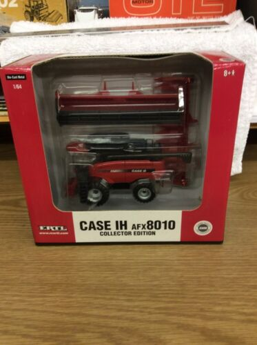 1/64 Case Ih AFX 8010 Combine Collector Edition    By Ertl