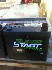 NEW LAWN MOWER BATTERIES UT1