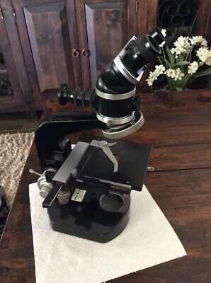 Nikon S Type Microscope Ser11251
