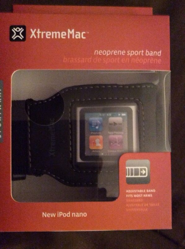 XtremeMac NEW iPod Nano Case