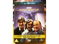 Don't Wait Up - Series 1 and 2 - DVD BOX SET