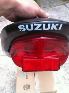 SUZUKI GSXR1000 01-02 TAIL SECTION TAIL LIGHT AND SOLO SEAT Windsor Region Ontario image 5