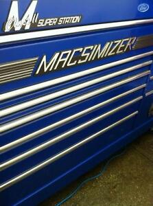 MACSIMIZER CLASS II PROFESSIONAL TOOL BOX WITH STAINLESS STEEL Windsor Region Ontario image 2
