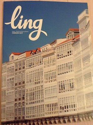 VUELING Bordmagazin inflight Magazin 02/2017