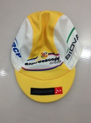 Champion System Cycling Cap Hat Soft Bill Argon 18  (5617-32)